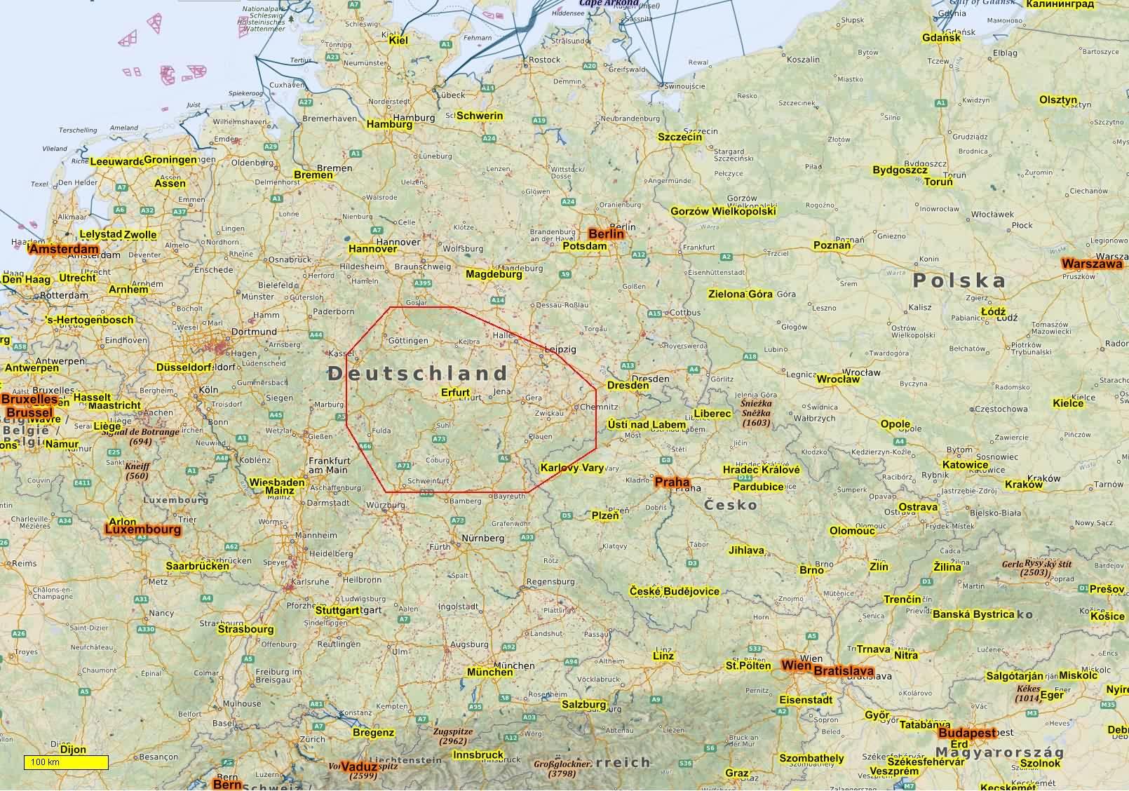 Karte Baden Württemberg Kostenlos.Deutschland Radkarten Und Wanderkarten Download Für Android Smartphones