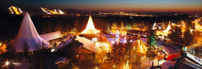 SantaClausVillage Rovaniemi